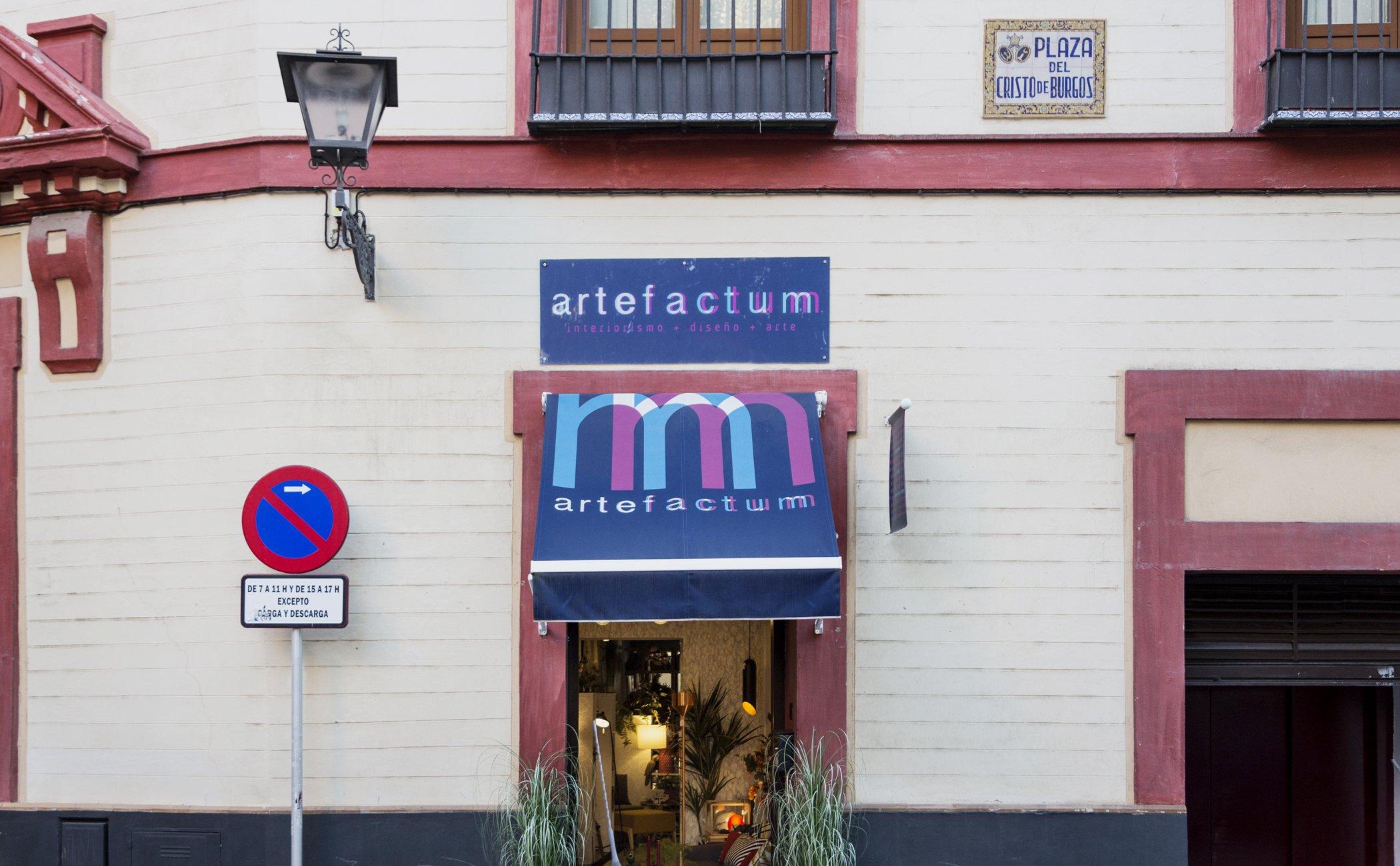 Artefactum Interiorismo y diseño sevilla